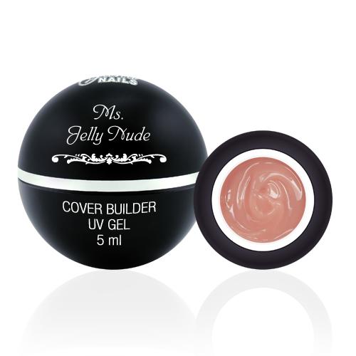 Mr.Jelly Nude Cover Gel 15 ml - Jana Nails Uk